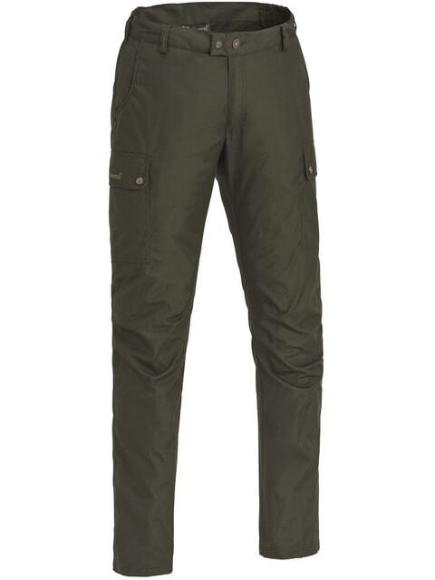 Pinewood Finnveden Tighter Pants Men Short Moos Green